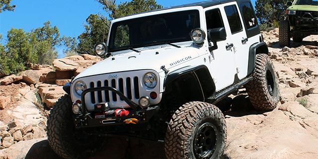 GT GAS Jeep Wrangler 2007 – 2015
