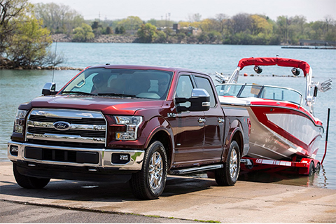 GT GAS Ford F-150